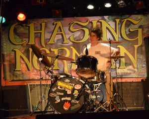 Playing Gig w Chasing Norman