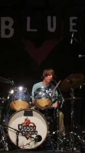Hunter Pipp Drumming at HOB San Diego