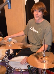 Hunter Pipp - Drummer
